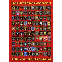 Hochglanzposter with Abb. von 100 BF-sleevePatch DIN A1