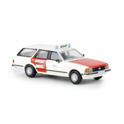 Model car 1:87 Ford Granada II Turnier, BF Köln (NRW)