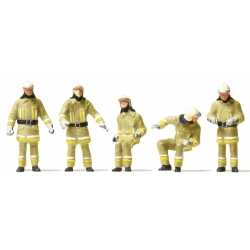 Equipment 1:87 Figuren in sandfarbener Einsatzkleidung...