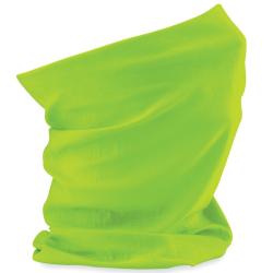 Anti-Corona-Schlauchschal limegreen