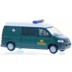 Model car 1:87 VW T5, Kampfmittelbeseitigung...