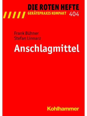 """Book: red Heft 404: """"Anschlagmittel"""""""