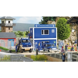 Kit 1:87 THW Container Set