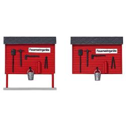 Equipment 1:87 Feuerlöschtafeln