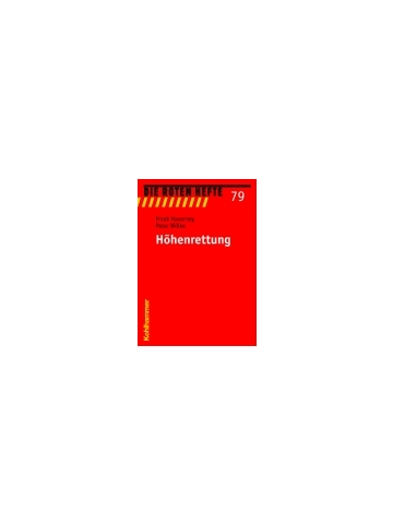 "Buch: Rotes Heft 79 ""Höhenrettung"" - 146 S."