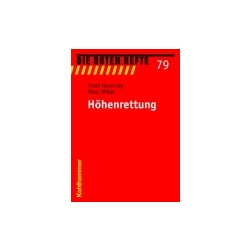 """Libro: rojo Heft 79 """"Höhenrettung"""" - 146 S."""