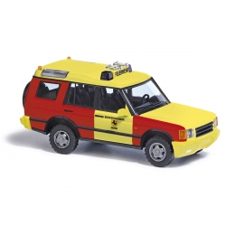 Model car 1:87 Land Rover Discovery,NEF, BF Herne (NRW)