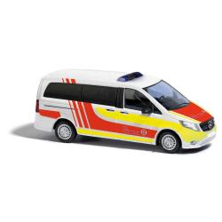 Model car 1:87 MB Vito, Johanniter