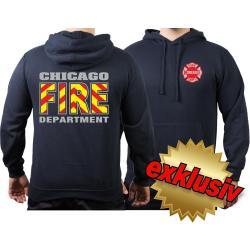 CHICAGO FIRE Dept. (rojo-amarillo-eclosión), azul...