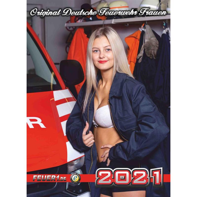 Feuerwehr Kalender 2021 Frauen