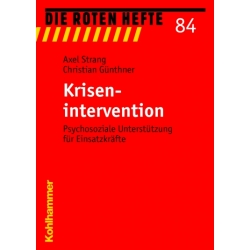 "Book: red Heft 84 ""Krisenintervention"" - 135 S."