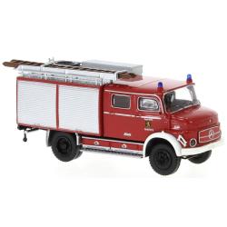 Model car 1:87 MB LAF 1113 TLF 16, BF Heidelberg...