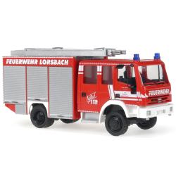 Model car 1:87 Iveco Eurofire TLF 16/25, FF Lorsbach (HES)