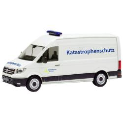 Auto modelo 1:87 VW Crafter Kasten HD, KatS,...