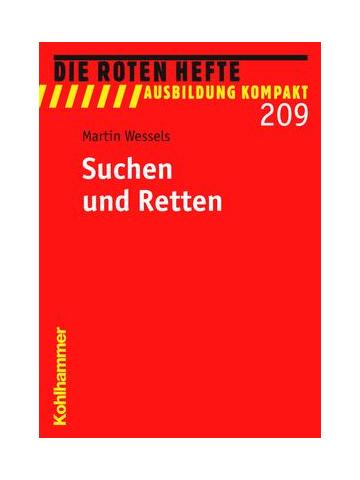 """Libro: rosso Heft 209 """"Suchen e Retten"""" - 101 S."""