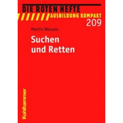 "Book: red Heft 209 ""Suchen and Retten"" - 101 S."