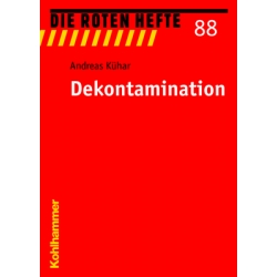 "Book: red Heft 88 ""Dekontamination"" - 154 S."
