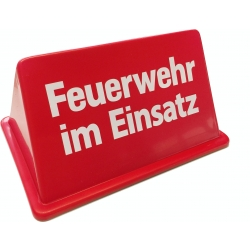 """Dachaufsetzer """"Feuerwehr im Einsatz""""..."""