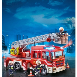 playmobil® CITY ACTION Drehleiter