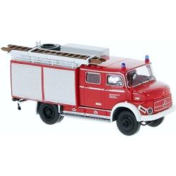 Model car 1:87 MB LAF 1113 TLF 16, WF Daimler Chrysler...