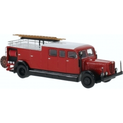 Model car 1:87 Büssing NAG 500 KS 25 (1955)