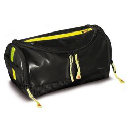 PAX-Waschtasche black/yellow