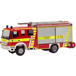 Model car 1:87 MB Atego 04, HLF, FF Rhede (NRW)