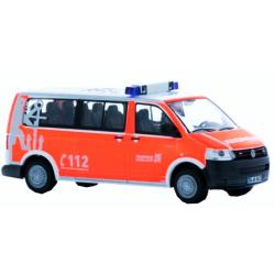 Model car 1:87 VW T5, MTF, FF Düsseldorf (NRW)