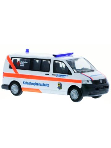 Model car 1:87 VW T5, MTW, KatS/DRK Schmalkalden (THÜ)