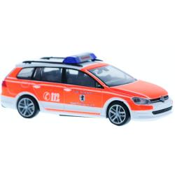 Model car 1:87 VW Golf 7 Variant, VTF...