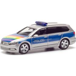 "Model car 1:87 VW Passat Variant ""Polizei..."