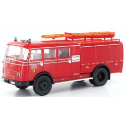 Model car 1:87 MB LP311 Pullman TLF 16 BF Mannheim...
