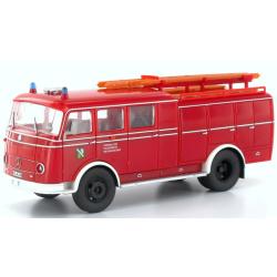 Model car 1:87 MB LP311 Pullman TLF 16 FF Neuenkirchen...