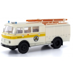 Model car 1:87 MB LP311 Pullman Messwagen Zivilschutz...