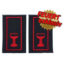 FEUER1 Dienstgrad-Schlaufen-Paar Spezial: Sommelier...