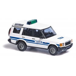Model car 1:87 Land Rover Discovery THW Straubing (BAY)