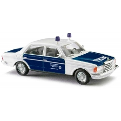 Model car 1:87 MB W123 Limousine, THW KatS...
