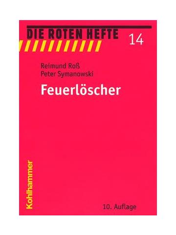 "Book: red Heft 14 ""Feuerlöscher"" - 68 S."