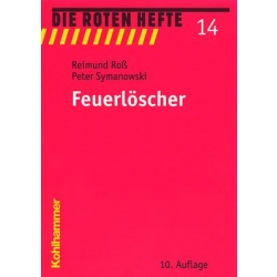 """Libro: rojo Heft 14 """"Feuerlöscher"""" - 68 S."""