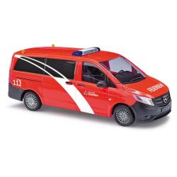 Modell 1:87 MB Vito, Berliner Feuerwehr (BER) (2014)