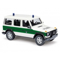 Model car 1:87 MB G-Kl. 90, Polizei Bayern (BAY) (1990)