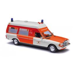 Model car 1:87 MB VF 123 Miesen, KTW, BF Duisburg (NRW)...