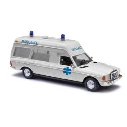 Model car 1:87 MB VF 123 Miesen, KTW, Ambulance (1977)