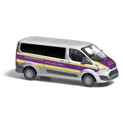 Model car 1:87 Ford Transit Custom Bus, Notfallseelsorge...