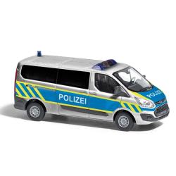 Modell 1:87 Ford Transit Custom Bus, Polizei (2012)