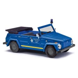 Model car 1:87 VW 181 Kurierwagen, THW Gifhorn (NDS) (1970)