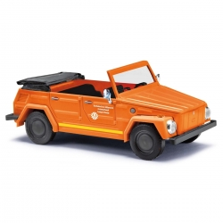 Model car 1:87 VW 181 Kurierwagen, KatS/THW OV...