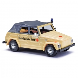 Model car 1:87 VW 181 Kurierwagen, DRK (1970)