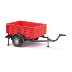 Model car 1:87 Feuerwehranhänger ohne Beladung