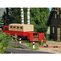 Equipment 1:87 hosetransportanhänger STA with...